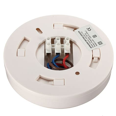 presence detector light switch new 360 pir ceiling motion movement presence sensor