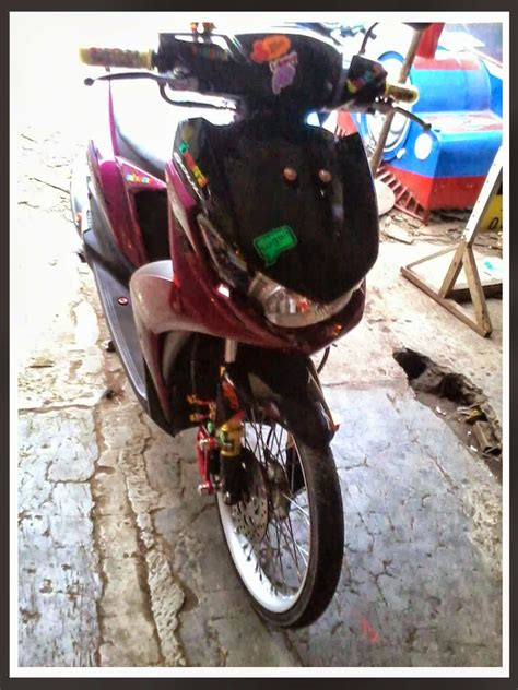 Modifikasi Motor Soul Gt Velg 17 by Soul Gt Modifikasi Racing Thecitycyclist