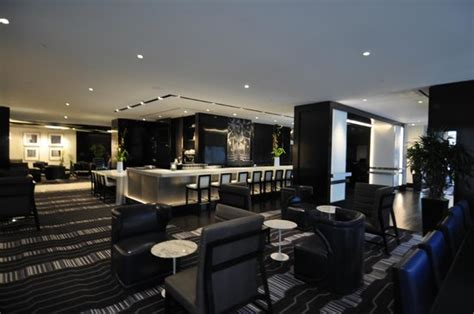 lobby bar area picture of le meridien san francisco