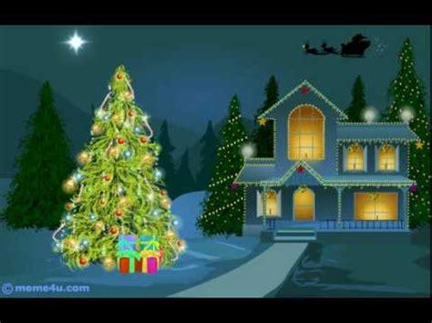 merry christmas interactive card merry christmas ecards christmas cards from meme4u com youtube
