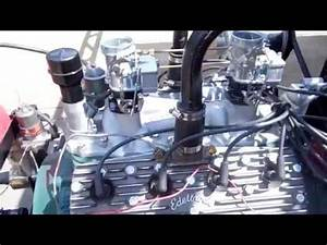 Ford Flathead 239 Engine Complete 2x2 U0026 39 S 8ba F100