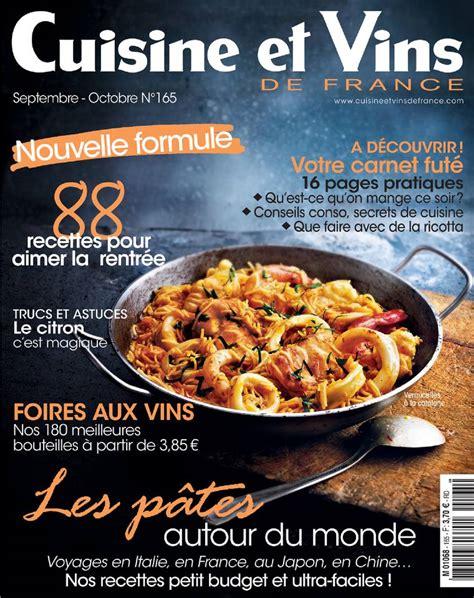 cuisine et vins de abonnement cuisine et vins de 20 août 2015