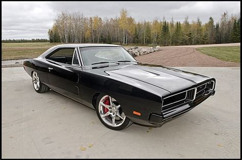 modded muscle cars 1969 dodge charger resto mod muscle cars pinterest