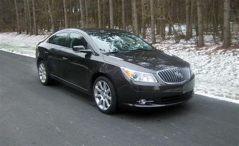 2013 Buick Lacrosse Touring Review