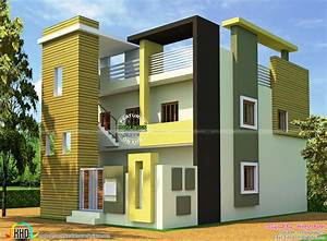 Elegant Contemporary Rooftop Design Kerala