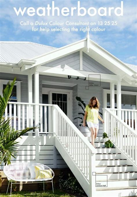 dulux miller mood and dulux lexicon half veranda homes house colors house and
