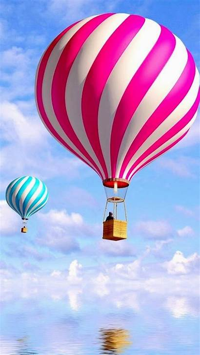 Balloons Balloon Wallpapers Colorful Air Smartphone Android