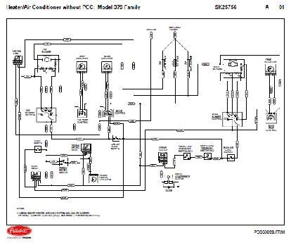 peterbilt  headlight wiring diagram diagram wiring