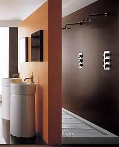 Salle De Bain Orange : photo salle de bains et orange d co photo ~ Preciouscoupons.com Idées de Décoration