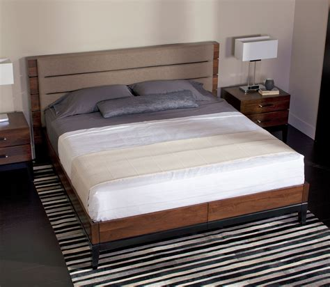 bed with storage drawers upholstered panel beds with storage drawers