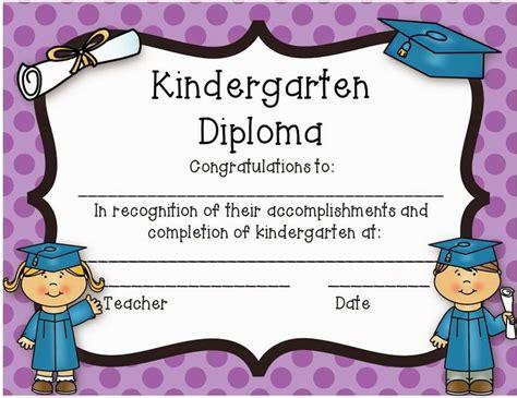kindergarten diploma  bs beehive   year