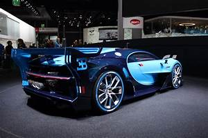 Hear The Bugatti Vision GT Concept's Engine Start Up And ...