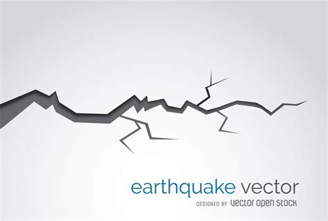 customizable floor plans earthquake illustration vector