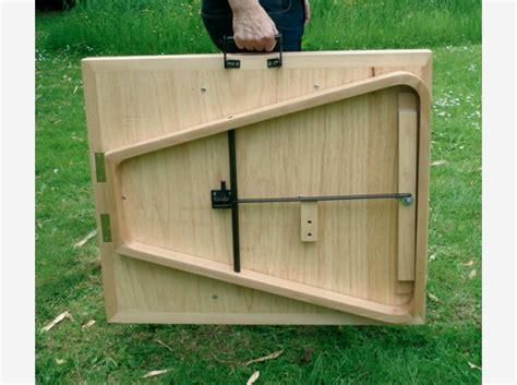 comment fabriquer une table pliante fabriquer une table pliante