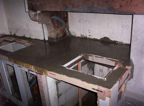 beton pour plan de travail cuisine revger com faire un plan de travail en béton idée inspirante pour la conception de la maison