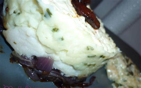 recette gratin de poisson et sa fondue de poireau