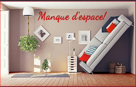 meubles de chambre ikea lits escamotable et sofa un salon ou un bureau le jour se transforme en chambre confortable