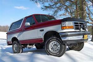 1995 Ford Bronco-aaron F