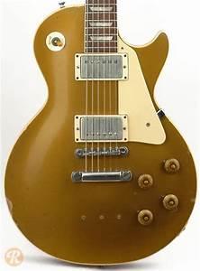 Gibson Les Paul Standard 1958 Goldtop Price Guide