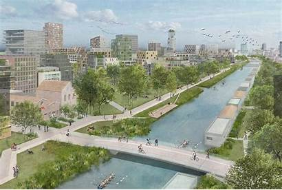 Merwede Urban Utrecht Dutch Plan Projects Completely