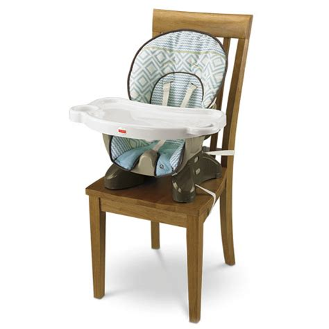 chaise haute compacte chaise haute compacte rythme turquoise