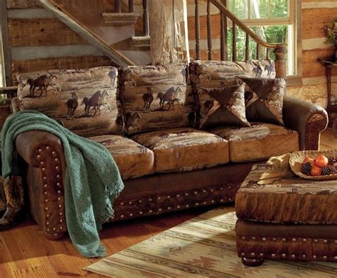laramie sofa home rustic  dream home pinterest