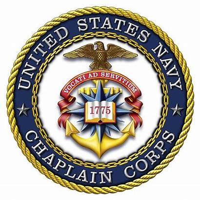 Navy Chaplain Corps Seal Emblem Marine Clip