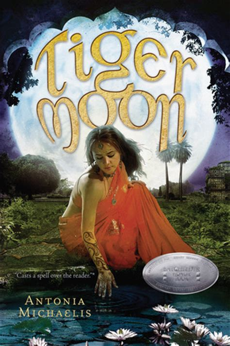 book review tiger moon  antonia michaelis  book