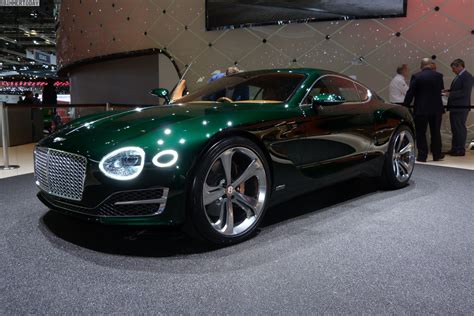 future bentley bentley s future involves a sports car an electric car
