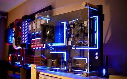 Pc Computer Gaming Hardware Cases Custom Technology