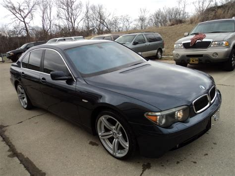 745i Bmw For Sale by 2002 Bmw 745i For Sale In Cincinnati Oh Stock 10539