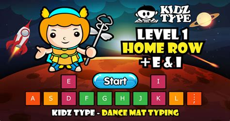 Www Mat Typing - mat typing level 1 learn home row