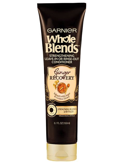 blends ginger recovery hair treatment hair care