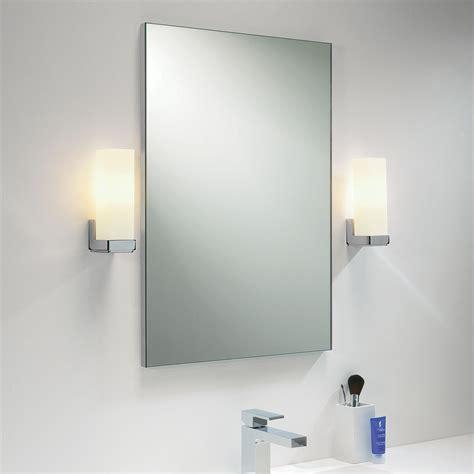 astro taketa polished chrome bathroom wall light at uk