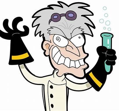 Scientist Mad Science Clipart Transparent Museum Stupidedia