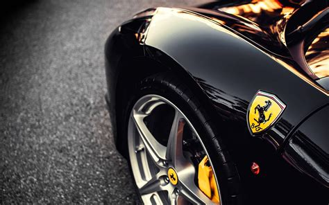 We hope you enjoy our growing collection of hd images to use as a background or home screen for your smartphone or computer. Black Ferrari Hd Wallpapers 1080p - Best Cars Wallpaper