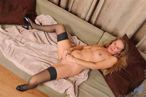 anilos freshest mature women on the net featuring anilos sara james milf porn