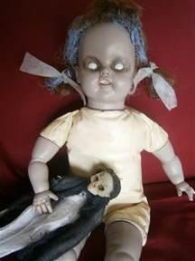 Halloween Scary Creepy Dolls