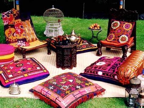 Why The Moroccan Floor Pillows Are Different?