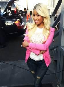 Nicki Minaj Pink Outfit