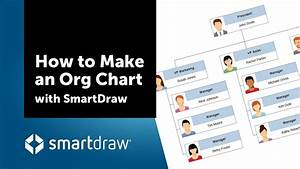 How To Make An Organizational Chart Templates For Excel
