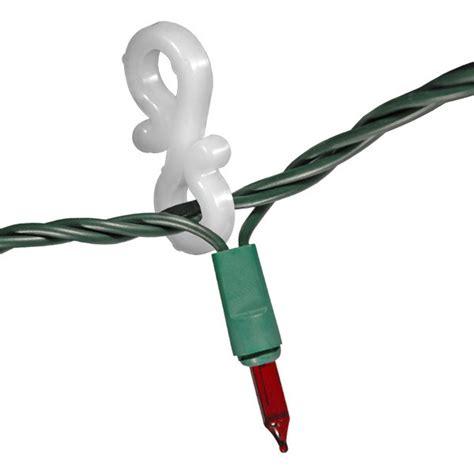 gutter clips christmas light clips 24 pack