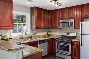 5 ways to use wood kitchen cabinets kitchen design ideas With what kind of paint to use on kitchen cabinets for metal letter wall art