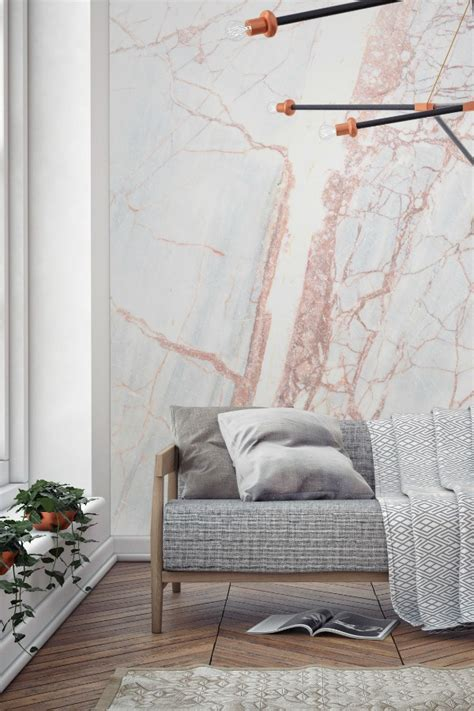 marble effect wallpaper   touch  unashamed luxury