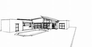 dessin de maison moderne With dessin de maison moderne