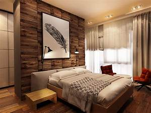 Cool wood accent wall interior design ideas for Accent wall designs