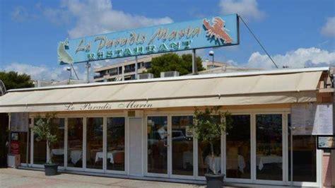 restaurant le paradis marin 224 laurent du var 06700 avis menu et prix