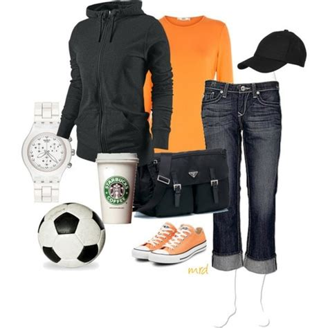 25 Great Sporty Outfit Ideas - Style Motivation