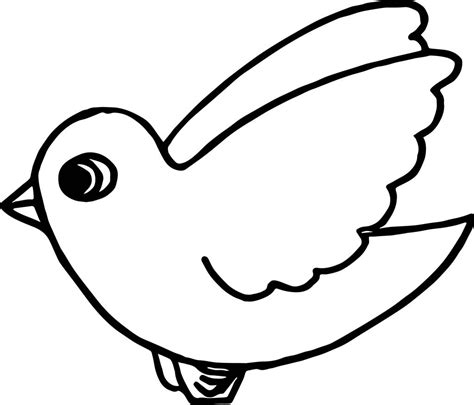 flying bird coloring page wecoloringpagecom