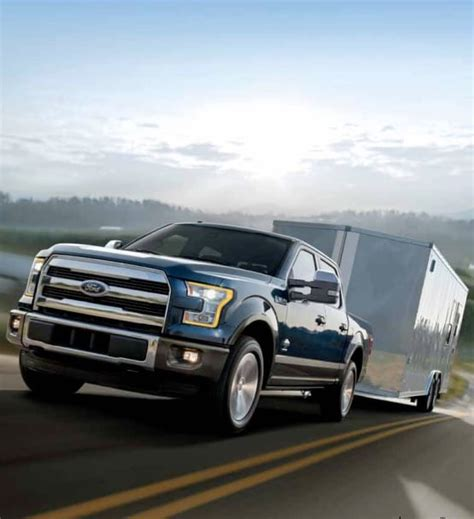 ford towing guides  trucks trailers suvs damerow ford